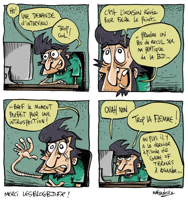 matendouce bd interview recul introspection