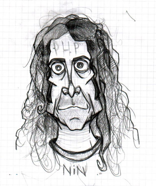 Caricature Guillaume
