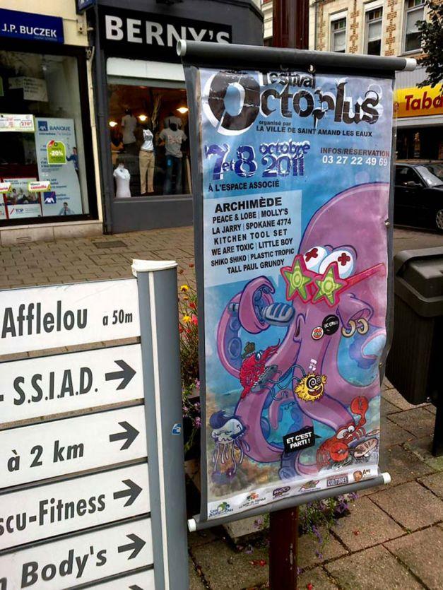 Festival Octoplus 2011 dans la rue 01