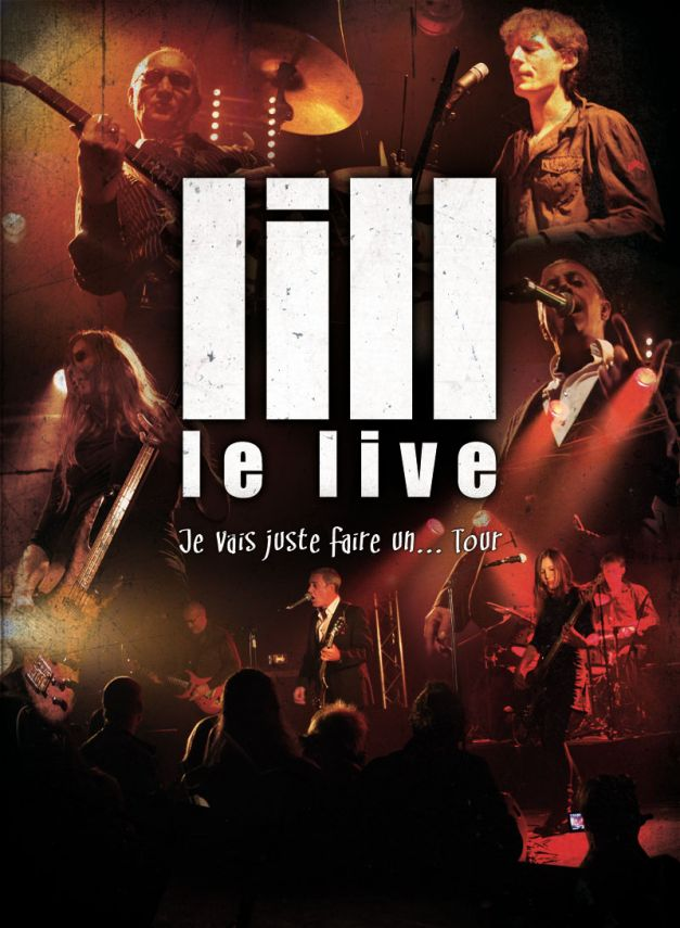 DVD Lill le groupe